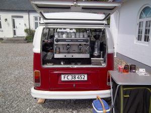 Kaffe arrangementer