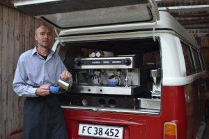 kaffebar , mobil kaffebar