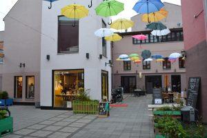 fabrikanterne i Vejle, butik og kafferisteri , aekvatorkaffe