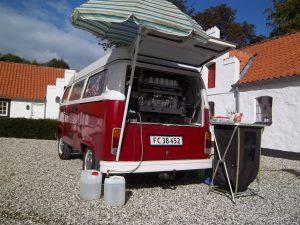 Mobil kaffebar til fest, kaffe til erhvervs arrangement, kaffe til bryllup