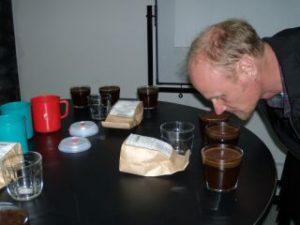 Kaffesmagning