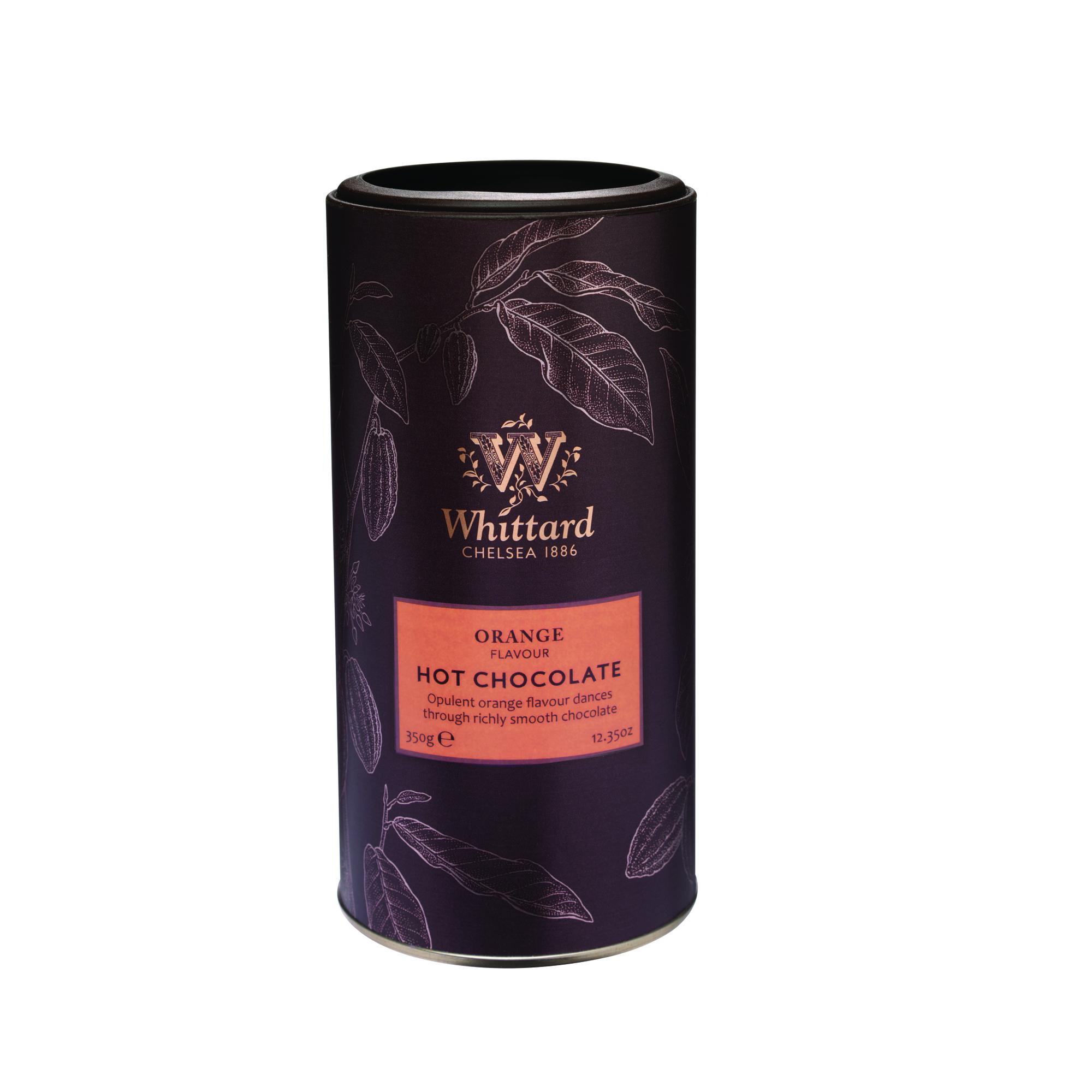 Whittard orange kakao drik