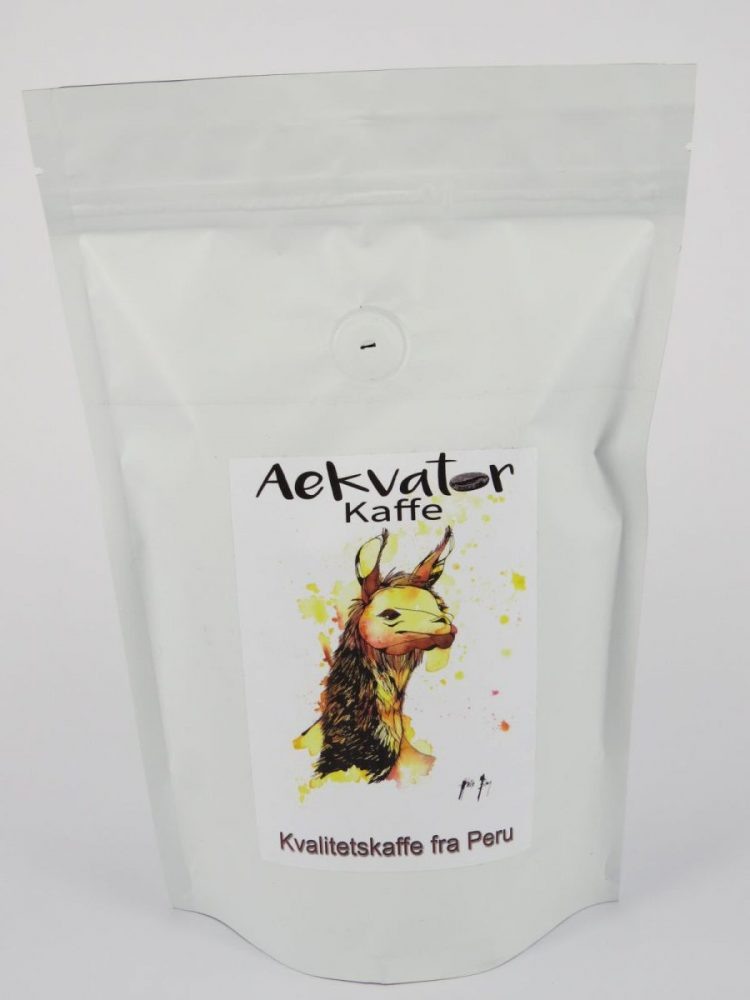 Peru filter kaffe aekvatorkaffe