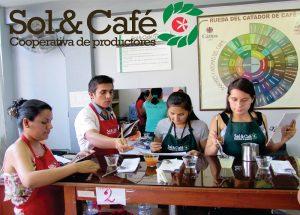sol og cafe Peru filterkaffe