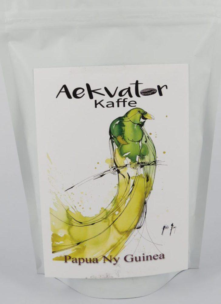 Papua Ny Guinea kaffe