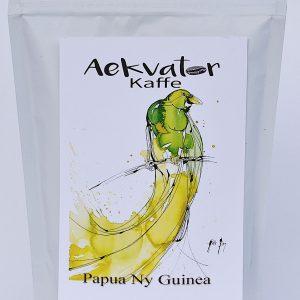 Kaffe fra Papua Ny Guinea, Aekvatorkaffe