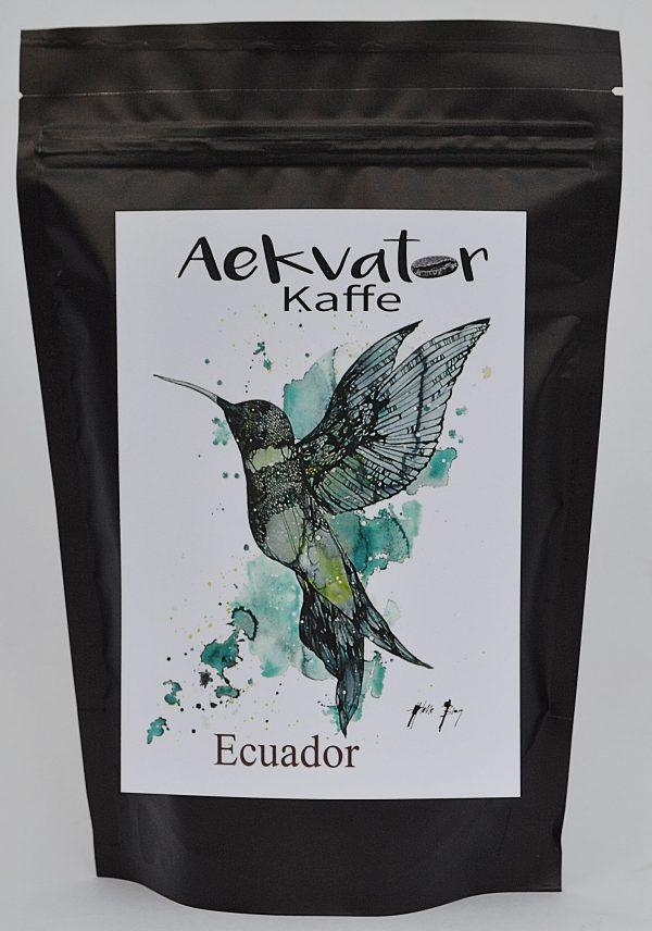 Espresso fra Ecuador, Aekvatorkaffe