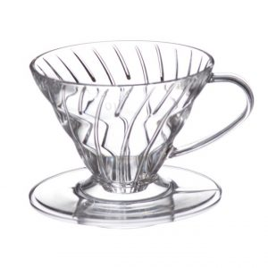 hario V60 kaffebrygger plast 02
