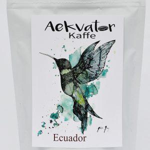 Kaffe fra Ecuador, Aekvatorkaffe