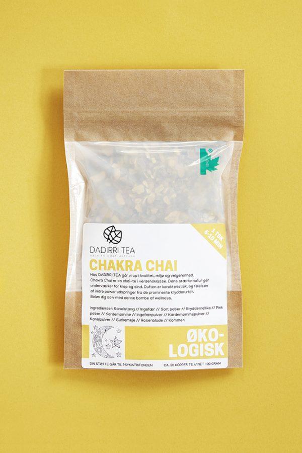 chakra chai tea