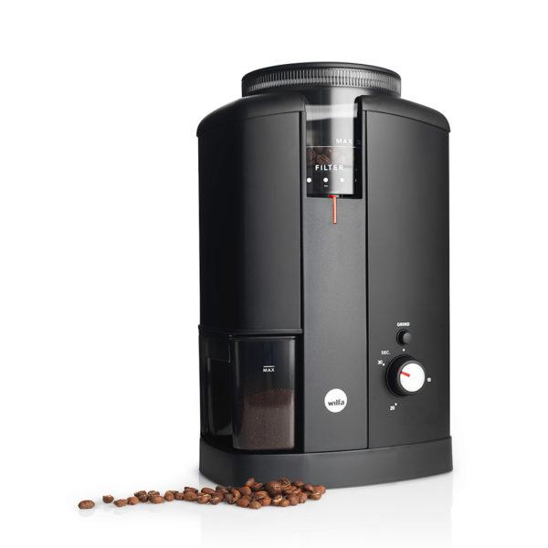 wilfa svart kaffekværn